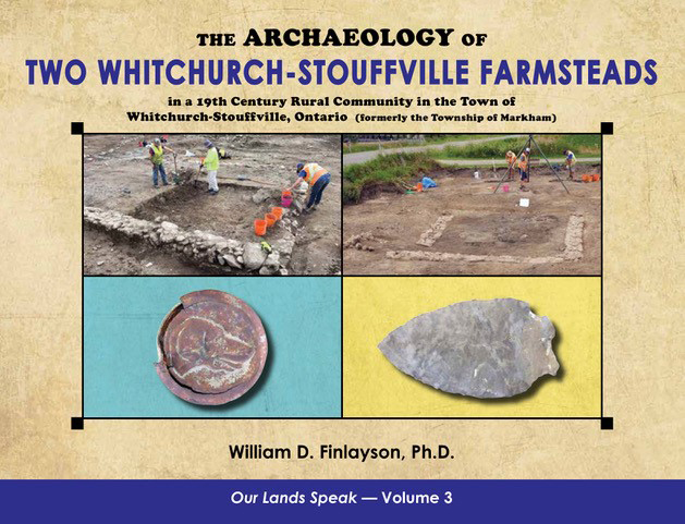 The-Archaeology-of-Two-Whitchurch-Stouffville-Farmsteads-Cover