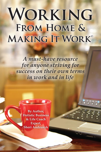 Working From Home Book